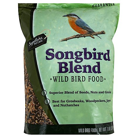 Signature Pet Care/Priority Wild Bird Food Premium Trail Mix - 7 Lb