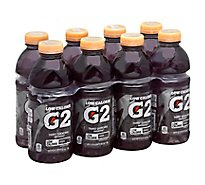Gatorade G2 Thirst Quencher Perform 02 Low Calorie Grape - 8-20 Fl. Oz.