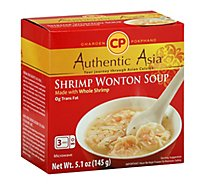 CP Foods Shrimp Wonton Soup - 5.10 Oz