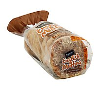Signature SELECT English Muffins 100% Whole Grain 6 Count - 12 Oz