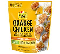 Foster Farms Orange Chicken - 24 Oz