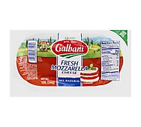 Galbani Mozzarella Fresh Log - 12 Oz