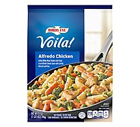 Birds Eye Voila! Frozen Meal Alfredo Chicken - 21 Oz