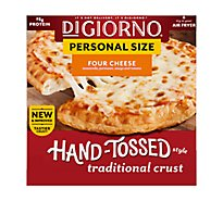 DIGIORNO Pizza Traditional Crust Four Cheese Frozen - 9.2 Oz