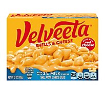 Velveeta Shells & Cheese 2% Milk Box - 12 Oz
