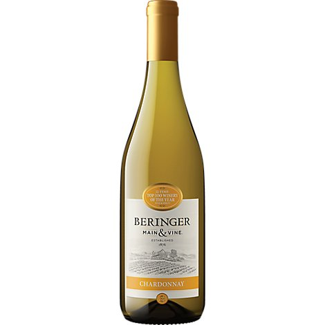 Beringer Main & Vine Wine Chardonnay - 750 Ml