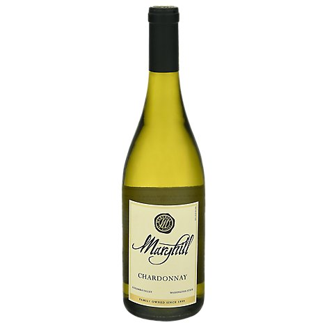 Maryhill Chardonnay Wine - 750 Ml