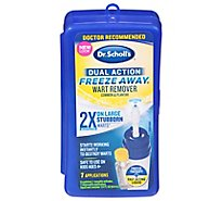 Dr. Scholls Freeze Away Dual Action - 7 Count