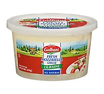 Galbani Fresh Mozzarella Cheese In Water Ciliengini - 8 Oz