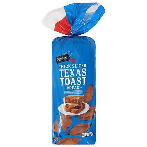 Signature SELECT Bread Texas Toast - 22 Oz