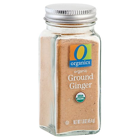 O Organics Organic Ginger Ground - 1.6 Oz