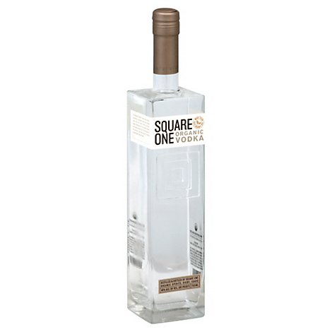 Square One Organic Vodka - 750 Ml
