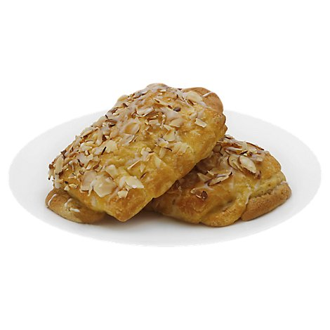 Bakery Danish Bear Claw 2 Count - Each