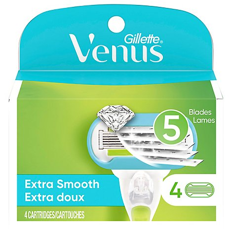 Gillette Venus Cartridges Embrace - 4 Count