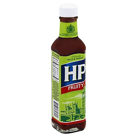 HP Fruity Sauce In A Bottle - 9 Oz