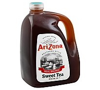 AriZona Sweet Tea Real Brewed Southern Style - 128 Fl. Oz.