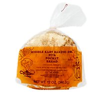 Middle East Baking Pita Pocket Bread - 12 Oz