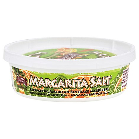 Master Of Mixes Margarita Salt - 8 Oz
