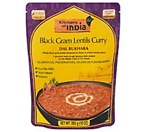 Kitchens Of India Black Lentil Curry - 10 Oz