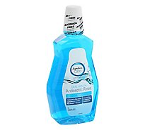 Signature Care Rinse Antiseptic Mint - 33.8 Fl. Oz.