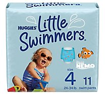 Huggies Little Swimmers Disposable Swim Pants Medium - 11 Count
