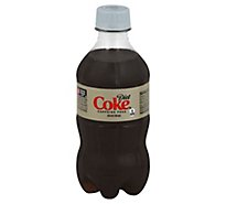 Coke Soda Diet Caffeine Free - 8-12 Fl. Oz.