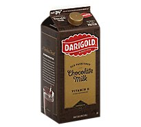 Darigold Milk Chocolate Milk Old Fashioned - Half Gallon