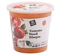 Signature Cafe Tomato Basil Bisque Soup - 24 Oz.