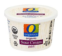 O Organics Organic Sour Cream - 16 Oz
