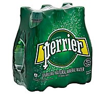 Perrier Water Sparkling Mineral Original Multipack - 6-16.9 Fl. Oz.