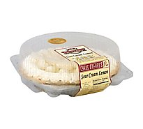 Cyrus Olearys Pies Sour Cream Lemon - Each