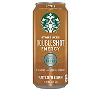 Starbucks Doubleshot Energy Coffee Beverage - 15 Fl. Oz.