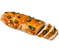 Bakery Bread Filone Artisan Jalapeno Cheddar Cheese