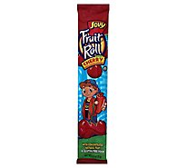 Jovy Fruit Roll Cherry Flavor - 0.75 Oz