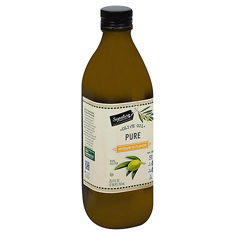 Signature SELECT Oil Olive Pure - 25.4 Fl. Oz.