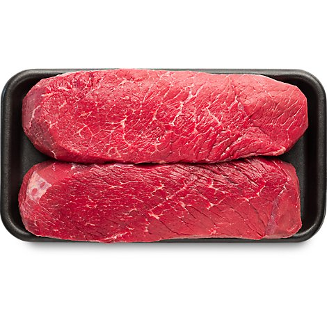 Meat Counter Beef USDA Choice Top Round London Broil Extreme Value Pack - 4.50 LB