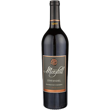 Maryhill Columbia Valley Proprietors Reserve Zinfandel Wine - 750 Ml