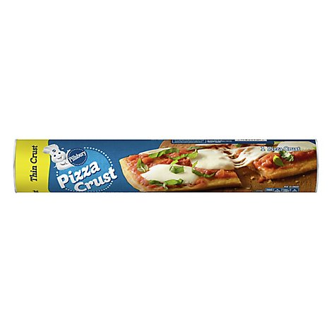Pillsbury Pizza Crust Thin - 11 Oz