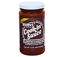 Woodys Sauce BBQ Concentrate & Marinade - 13 Oz