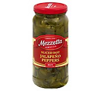 Mezzetta Peppers Jalapeno Deli-Sliced Hot - 16 Oz