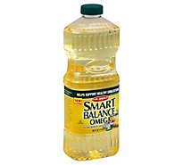Smart Balance Omega Oil Natural Blend of Canola Soy & Olive - 48 Oz