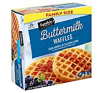 Signature SELECT Waffles Buttermilk - 29.6 Oz