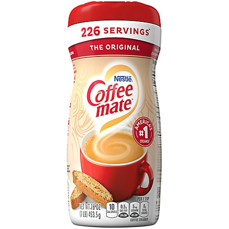 Coffeemate Coffee Creamer Original - 16 Oz