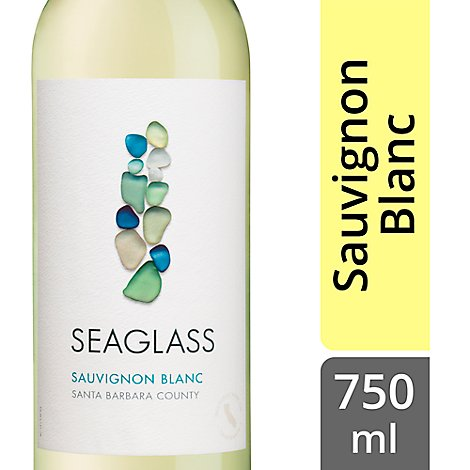 SeaGlass Sauvignon Blanc Wine - 750 Ml
