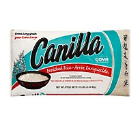 Canilla Rice Enriched Extra Long Grain Enriched - 10 Lb