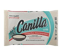 Canilla Rice Enriched Extra Long Grain Enriched - 20 Lb