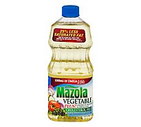 Mazola Vegetable Plus Canola Oil Cholesterol Free - 40 Fl. Oz.