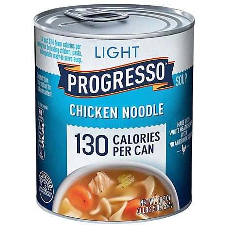 Progresso Light Soup Chicken Noodle - 18.5 Oz