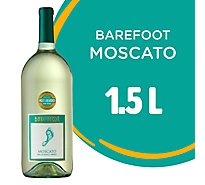 Barefoot Cellars Moscato White Wine - 1.5 Liter