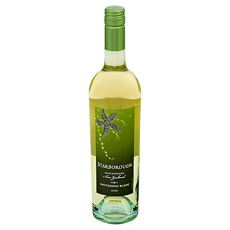 Starborough New Zealand Sauvignon Blanc White Wine - 750 Ml